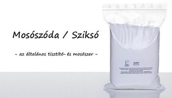 Mosószóda
